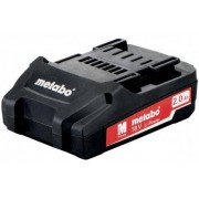 Metabo 625596000 Litio 2000mAh 18V batteria ricaricabile