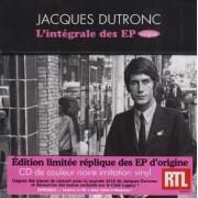 Jacques Dutronc - L'intgrale des E P Vogue (0886975624720) (13 CD)