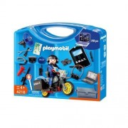 Playmobil Police Take-Along Swat Carrying Case