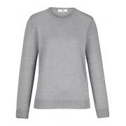 Peter Hahn Pullover aus 100% Schurwolle-Pure Tasmanian Wool Peter Hahn grau