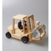 Vysokozdvižný vozík - láhev