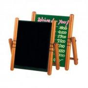 Ardoise de table 32x32 cm