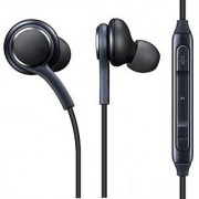 Earphones Headphones Headset Handsfree Black For Samsung Galaxy S8 S8 Plus+ AKG EO-IG955 Remote + Mic Hands free Earphone