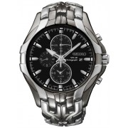 Seiko Mens Chronograph Watch Model- SSC139P-9