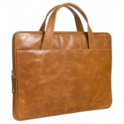 Dbramante1928 Laptophoes dbramante1928 Silkeborg Leather Sleeve Tan 13 inch