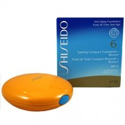 Shiseido bronze tanning compact fondotinta spf 6 12 g