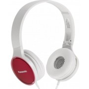 Casti Stereo Panasonic RP-HF300ME-P, Microfon (Alb/Roz)