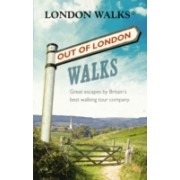 Out of London Walks - Great Escapes by Britain's Best Walking Tour Company (Barnett Stephen)(Paperback) (9780753540572)