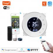 WiFi inteligentný Termostat 16A biely Tuya Smart Life