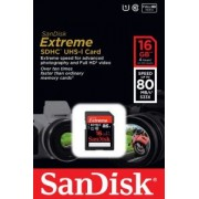 16GB Extreme® SDHS-I 80MB/s