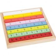 Joc educativ pentru invatarea fractiilor si a impartirii, +6 ani - Legler Small Foot