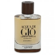 Giorgio Armani Acqua Di Gio Absolu Eau De Parfum Spray (Tester) 2.5 oz / 73.93 mL Men's Fragrances 543565