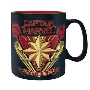 Captain Marvel - Protector of the Skies - bögre