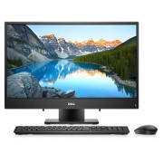"Dell Inspiron 3480 AIO 23.8"" 1920x1080 Touch PC Black, i3-8145U 2.1GHz, 8GB RAM, 1TB HDD, Intel HD graphics, Win 10 Home"