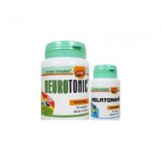 CosmoPharm Neurotonic 30cps + Melatonina 10cps