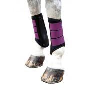 Shires Botas de Neopreno para Cepillado, Ciruela, Pony