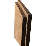 Housse de coussin triangles en coton