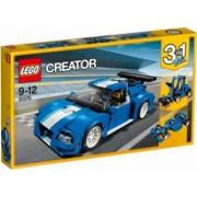 LEGO CREATOR - MASINA TURBO PENTRU CURSE DE RALIU 31070