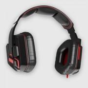 Mars Gaming MH4V2 auricolare Stereofonico Padiglione auricolare Nero