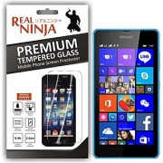Real Ninja Tempered Glass Screen Protector for Microsoft Lumia 540