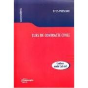 Curs de contracte civile - Titus Prescure