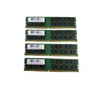 Computer Memory Solutions CMS d61 Memoria RAM de 64 GB (4 x 16 GB) compatible con HP/Compaq Apollo 4510 Gen10, ProLiant XL450 Gen10 ECC