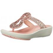 Clarks Women's Wave Glitz Fashion Sandals