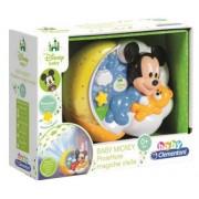 Clementoni Spa Baby Mickey Proiettore Magiche Stelle