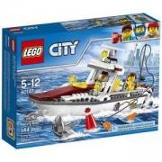 Конструктор ЛЕГО Сити - Рибарска лодка - LEGO City Great Vehicles, 60147