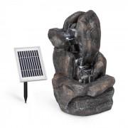 Felsquell waterfontein batterij 2 kW Zonnepaneel 3 LED' s