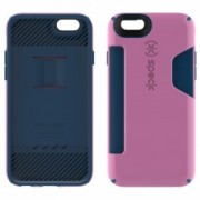 Speck iPhone 6 CandyShell Card Beaming Orchid/Purple/Deep See blue