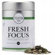 Teatox Fresh Focus Organic Green Tea with Ginkgo (70g)