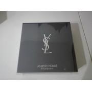 Prázdna krabica Yves Saint Laurent La Nuit De L Homme, Rozmery: 23cm x 23cm x 7cm