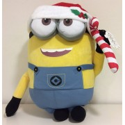 WHITE HOUSE Peluche Minions Natale 70cm Peluches