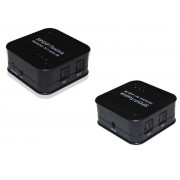 Digital Audio 3x1 Toslink Optical Switch with IR Remote Control