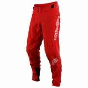 Troy Lee Designs - Sprint Ultra Pant - Radhose Gr 32 rot