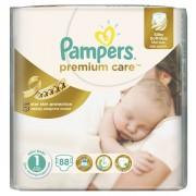 Pampers Premium Care Pelene 1 Newborn - 88