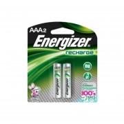 PILA ENERGIZER RECARGABLE AAA C/2 700MAH NH12BP-2
