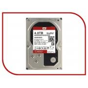 Жесткий диск 4Tb - Western Digital Red WD4002FFWX
