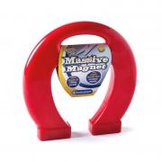 Magnet gigantic Brainstorm Toys, 19 cm, Rosu