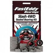 Tradico® FastEddy Bearings Sealed Bearing Kit for Traxxas Slash 4WD RC Cars #Slash-4WD