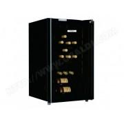 VINOSTYLE Cave de Service VinoStyle VSS42PVNF - 42 bouteilles - Porte vitrée tempérée - Clayettes métal