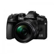 Olympus »E-M1 Mark III 1240mm Kit blk/blk« Systemkamera (21,8 MP, WLAN (WiFi), Bluetooth)