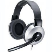 Слушалки с микрофон GENIUS HS-05A HEADSET