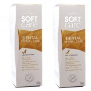 Pet Society Combo Gel Pet Society Soft Care Dental Special Care - 60g