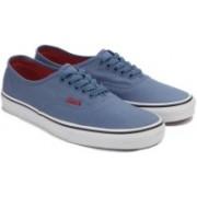 Vans Authentic Sneakers For Men(Blue)