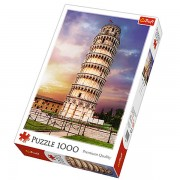 Trefl Puzzle Slagalica Pisa Tower 1000 kom (10441)