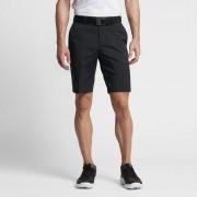 Short de golf Nike Flat Front 26,5 cm pour Homme - Noir