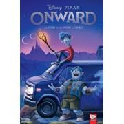 Disney/Pixar Onward: The Story of the Movie in Comics, Hardcover/Disney
