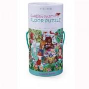 Crocodile Creek Puzzle dla dzieci - przyjęcie w ogrodzie, 50 el. (puzzli), 5 lat +,